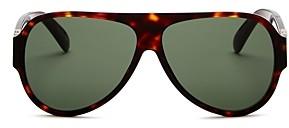 Givenchy Unisex Oversized Aviator Sunglasses, 58mm