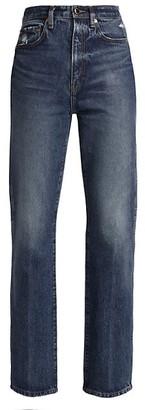 KHAITE Danielle High-Rise Jeans