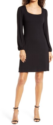 Fraiche by J Long Sleeve Dress
