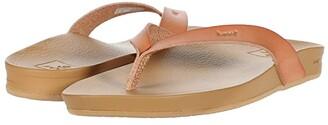 Reef Cushion Court (Rose Gold) Women's Sandals