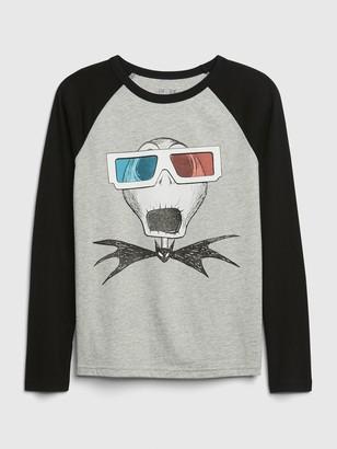 Disney GapKids | Nightmare Before Christmas Graphic T-Shirt