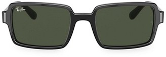 Ray-Ban RB2189 54MM Regtangular Sunglasses