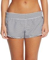 "Hurley Women's Supersuede Stripe 2.5"" Beachrider Boardshort 8155856"