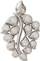Tamara Comolli Classic Diamond Snowflake Pendant