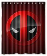 Sunrise ZY Surprised gift Deadpool Custom Shower Curtain 60 x 72 Inch Cover