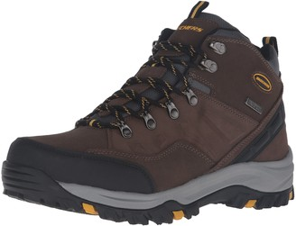Skechers Men's Relment-Pelmo High Rise Hiking Boots