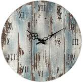 Sterling Weathered Wall Clock