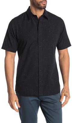 Travis Mathew Studebaker Short Sleeve Shirt