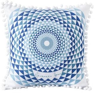 Enchante Home Turkish Cotton Indoor/Outdoor Throw Pillow