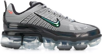 Nike clear platform sole trainers