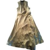 Isabel Marant Beige Cotton Dress