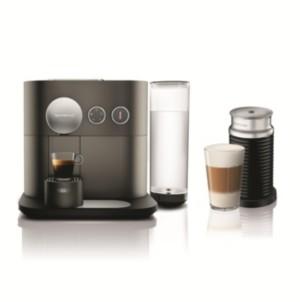 Nespresso by De'Longhi Expert Espresso Machine with Aeroccino