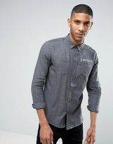 Firetrap Brushed Flannel Shirt