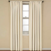 Eclipse Kendall Rod-Pocket Thermal Blackout Curtain Panel