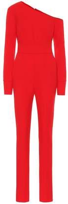 David Koma Wool jumpsuit