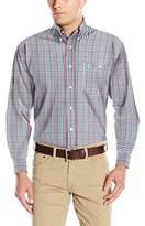 Wrangler Men's George Strait One Pocket Long Sleeve Shirt