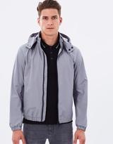 Armani Jeans Hooded Blouson Jacket