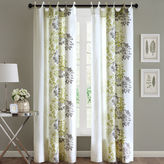 JCPenney Madison Park Adria Scoop Grommet-Top Cotton Curtain Panel