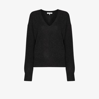 Frame V-neck Cashmere sweater