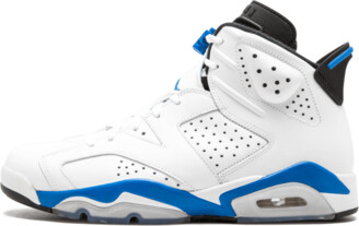 Jordan Air 6 Retro 'Sport Blue' Shoes - 11