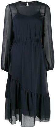 Paul Smith Layered Midi Dress