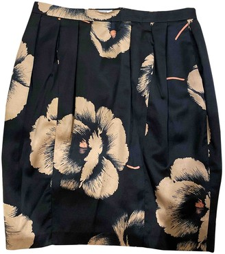 Moschino Cheap & Chic Moschino Cheap And Chic Black Silk Skirt for Women