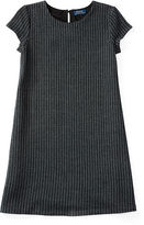 Ralph Lauren Striped Cotton Flannel Dress