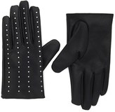 Forever 21 FOREVER 21+ Studded Faux Leather Gloves