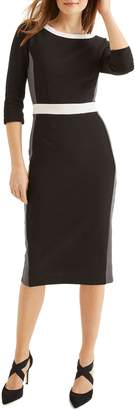 Boden Leah Ottoman Sheath Dress