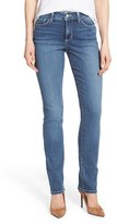 NYDJ Women's 'Samantha' Stretch Slim Straight Leg Jeans