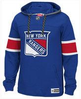 Reebok Men's New York Rangers Jersey Pullover Hoodie