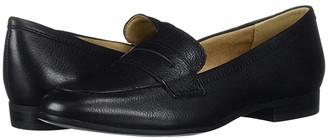Naturalizer Juliette (Black Pebble Leather) Women's Shoes