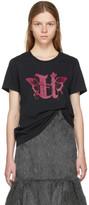 Undercover Black Butterfly Logo T-shirt