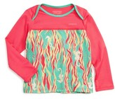 Patagonia Toddler Girl's Little Sol Rashguard