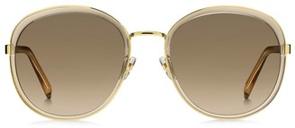 Givenchy 59MM Butterfly Sunglasses