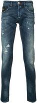 Philipp Plein Sound straight leg jeans - men - Cotton/Spandex/Elastane - 28