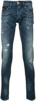 Philipp Plein Sound straight leg jeans