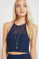 BCBGeneration Faux-Pearl Pendant Necklace