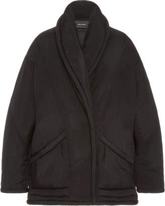 Isabel Marant Boreal Shell Puffer Coat Size: 34