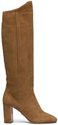 Prada Knee-High Boots