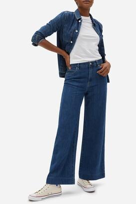 Everlane The Super Soft Wide Leg Jean