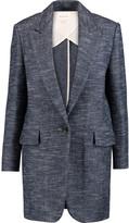 Etoile Isabel Marant Iron wool and cotton-blend coat