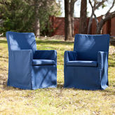 Asstd National Brand Tulum Set of 2 Outdoor Armchairs