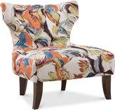 Rosano Armless Chair, Quick Ship