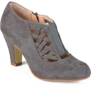 Journee Collection Women's Piper Bootie Women's Shoes