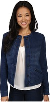 Liverpool Collarless Quilted Jacket