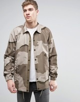 G-star Aop Hedrove Coach Jacket