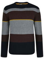 Dkny Block Stripe Knit Jumper