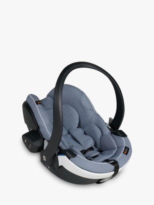 Melange Home BeSafe iZi Go Modular X1 i-Size Baby Car Seat, Cloud