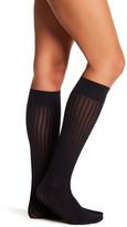 Wolford Stripes Knee-High Socks